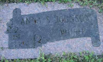 JOHNSON, ANNA SUSAN - Marion County, Oregon | ANNA SUSAN JOHNSON - Oregon Gravestone Photos