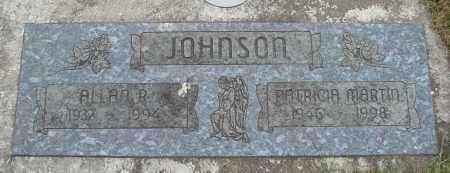 JOHNSON, PATRICIA - Marion County, Oregon | PATRICIA JOHNSON - Oregon Gravestone Photos
