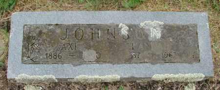 JOHNSON, HANNAH - Marion County, Oregon | HANNAH JOHNSON - Oregon Gravestone Photos