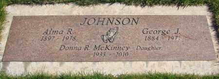 JOHNSON, DONNA RUTH - Marion County, Oregon | DONNA RUTH JOHNSON - Oregon Gravestone Photos