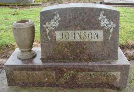 JOHNSON, BEN HANS SR - Marion County, Oregon | BEN HANS SR JOHNSON - Oregon Gravestone Photos