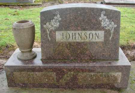 JOHNSON, EMMA H - Marion County, Oregon | EMMA H JOHNSON - Oregon Gravestone Photos