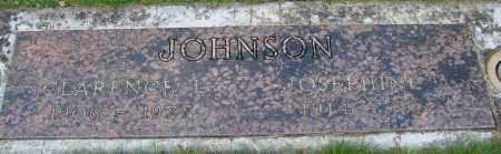 JOHNSON, JOSEPHINE A - Marion County, Oregon | JOSEPHINE A JOHNSON - Oregon Gravestone Photos