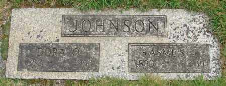 JOHNSON, RASMUS I - Marion County, Oregon | RASMUS I JOHNSON - Oregon Gravestone Photos