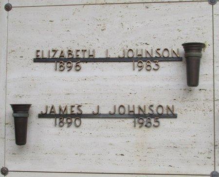 JOHNSON, JAMES J - Marion County, Oregon | JAMES J JOHNSON - Oregon Gravestone Photos