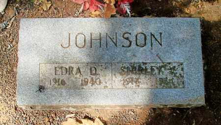 JOHNSON, EDRA DELL - Marion County, Oregon | EDRA DELL JOHNSON - Oregon Gravestone Photos