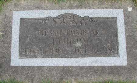 JOHNSON, FLOSSIE - Marion County, Oregon | FLOSSIE JOHNSON - Oregon Gravestone Photos