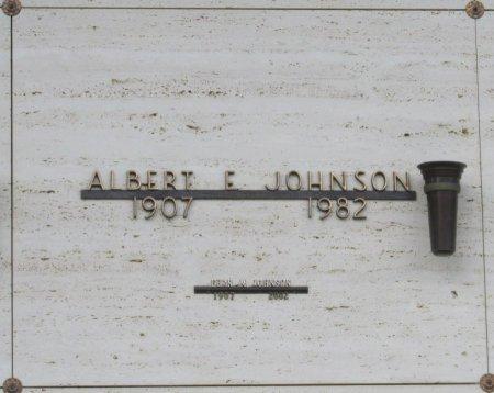 JOHNSON, FERN - Marion County, Oregon | FERN JOHNSON - Oregon Gravestone Photos