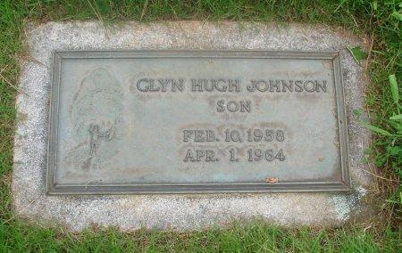 JOHNSON, GLYN HUGH - Marion County, Oregon | GLYN HUGH JOHNSON - Oregon Gravestone Photos