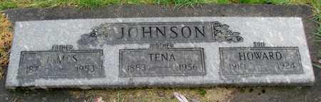 JOHNSON, TENA - Marion County, Oregon | TENA JOHNSON - Oregon Gravestone Photos