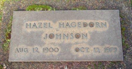 JOHNSON, HAZEL OMA - Marion County, Oregon | HAZEL OMA JOHNSON - Oregon Gravestone Photos