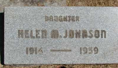 JOHNSON, HELEN MAXINE - Marion County, Oregon | HELEN MAXINE JOHNSON - Oregon Gravestone Photos