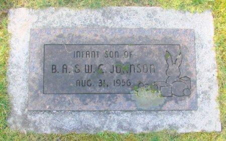 JOHNSON, INFANT SON - Marion County, Oregon | INFANT SON JOHNSON - Oregon Gravestone Photos