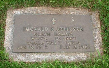 JOHNSON, INGVALD SIGURD - Marion County, Oregon | INGVALD SIGURD JOHNSON - Oregon Gravestone Photos