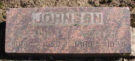 JOHNSON, MARY HELEN - Marion County, Oregon | MARY HELEN JOHNSON - Oregon Gravestone Photos