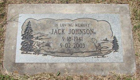 JOHNSON, JACK - Marion County, Oregon | JACK JOHNSON - Oregon Gravestone Photos