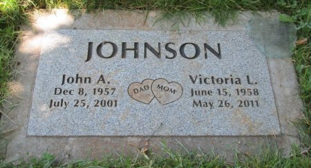 JOHNSON, JOHN ALBERT - Marion County, Oregon | JOHN ALBERT JOHNSON - Oregon Gravestone Photos