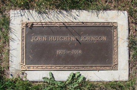 JOHNSON, JOHN HUTCHENS - Marion County, Oregon | JOHN HUTCHENS JOHNSON - Oregon Gravestone Photos