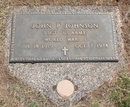 JOHNSON, JOHN P - Marion County, Oregon | JOHN P JOHNSON - Oregon Gravestone Photos