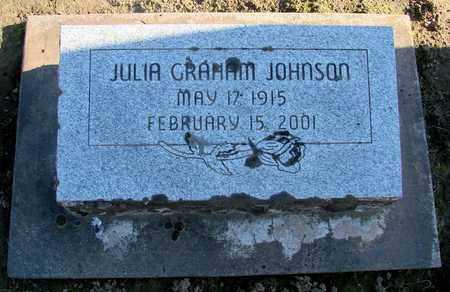 JOHNSON, JULIA - Marion County, Oregon   JULIA JOHNSON - Oregon Gravestone Photos