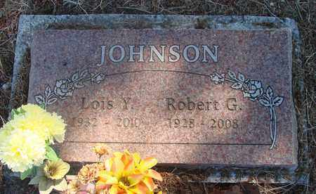 JOHNSON, LOIS YVONNE - Marion County, Oregon | LOIS YVONNE JOHNSON - Oregon Gravestone Photos