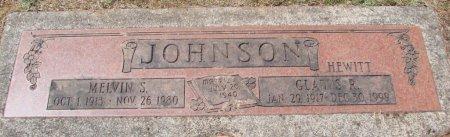 JOHNSON, GLADYS R - Marion County, Oregon | GLADYS R JOHNSON - Oregon Gravestone Photos