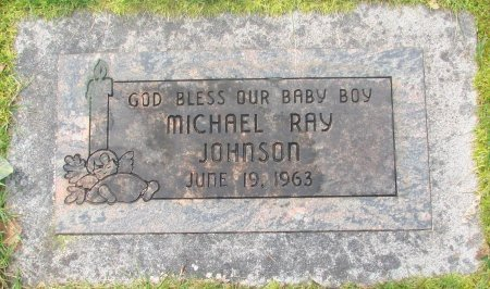 JOHNSON, MICHAEL RAY - Marion County, Oregon | MICHAEL RAY JOHNSON - Oregon Gravestone Photos