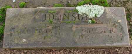 JOHNSON, MARY EDITH - Marion County, Oregon | MARY EDITH JOHNSON - Oregon Gravestone Photos