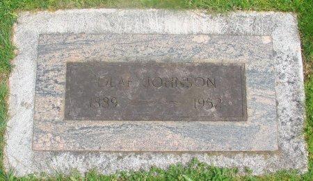 JOHNSON, OLAF - Marion County, Oregon | OLAF JOHNSON - Oregon Gravestone Photos