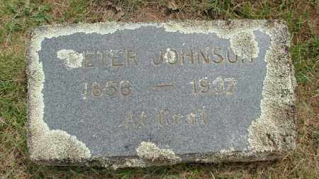 JOHNSON, PETER - Marion County, Oregon | PETER JOHNSON - Oregon Gravestone Photos