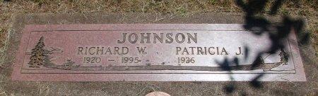 JOHNSON, PATRICIA J - Marion County, Oregon | PATRICIA J JOHNSON - Oregon Gravestone Photos