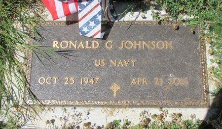JOHNSON, RONALD GENE - Marion County, Oregon | RONALD GENE JOHNSON - Oregon Gravestone Photos