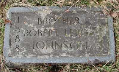 JOHNSON, ROBERT LEROY - Marion County, Oregon | ROBERT LEROY JOHNSON - Oregon Gravestone Photos