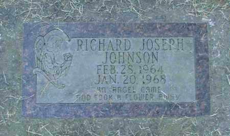JOHNSON, RICHARD JOSEPH - Marion County, Oregon | RICHARD JOSEPH JOHNSON - Oregon Gravestone Photos