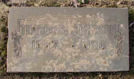 JOHNSON, THORBORG - Marion County, Oregon | THORBORG JOHNSON - Oregon Gravestone Photos