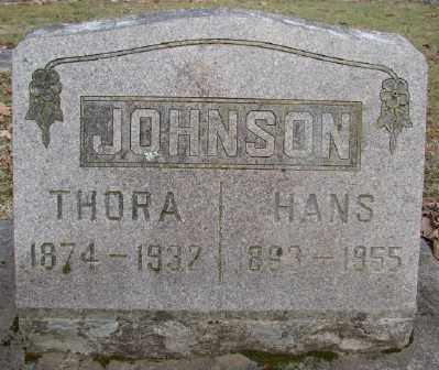 JOHNSON, HANS - Marion County, Oregon | HANS JOHNSON - Oregon Gravestone Photos