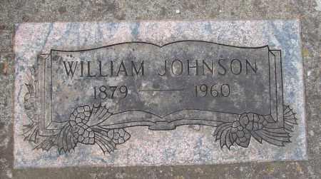 JOHNSON, WILLIAM - Marion County, Oregon | WILLIAM JOHNSON - Oregon Gravestone Photos