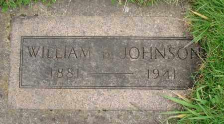 JOHNSON, WILLIAM B - Marion County, Oregon | WILLIAM B JOHNSON - Oregon Gravestone Photos