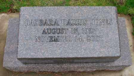 HARRIS, BARBARA - Marion County, Oregon | BARBARA HARRIS - Oregon Gravestone Photos