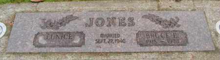 JONES, EUNICE - Marion County, Oregon | EUNICE JONES - Oregon Gravestone Photos