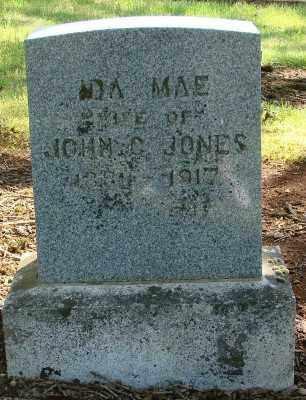 JONES, IDA MAE - Marion County, Oregon | IDA MAE JONES - Oregon Gravestone Photos