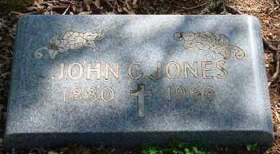 JONES, JOHN CLINTON - Marion County, Oregon | JOHN CLINTON JONES - Oregon Gravestone Photos