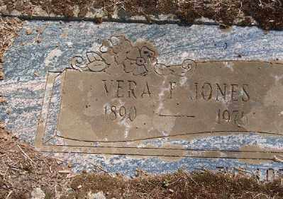OTTAWAY JONES, VERA FERN - Marion County, Oregon | VERA FERN OTTAWAY JONES - Oregon Gravestone Photos