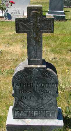KATHRINER, MOTHER - Marion County, Oregon | MOTHER KATHRINER - Oregon Gravestone Photos