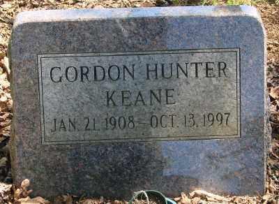 KEANE, GORDON HUNTER - Marion County, Oregon   GORDON HUNTER KEANE - Oregon Gravestone Photos