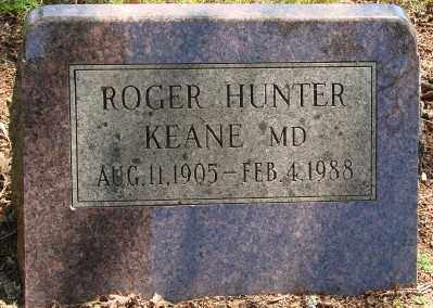 KEANE, ROGER HUNTER - Marion County, Oregon | ROGER HUNTER KEANE - Oregon Gravestone Photos
