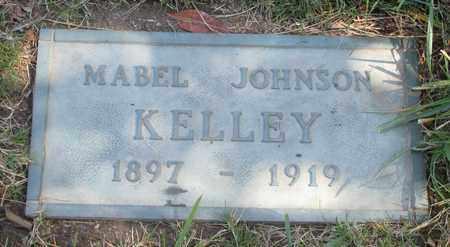 JOHNSON, MABEL - Marion County, Oregon | MABEL JOHNSON - Oregon Gravestone Photos