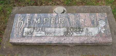 KEMPER, PEARL - Marion County, Oregon | PEARL KEMPER - Oregon Gravestone Photos
