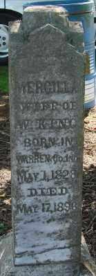 KING, MERGILLA C - Marion County, Oregon   MERGILLA C KING - Oregon Gravestone Photos