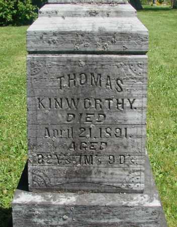 KINWORTHY, THOMAS - Marion County, Oregon   THOMAS KINWORTHY - Oregon Gravestone Photos